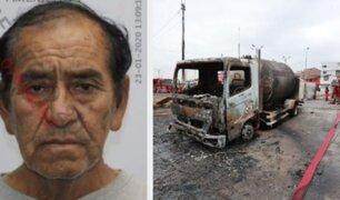 Tragedia en VES: declaran infundado pedido de prisión preventiva para chofer de camión