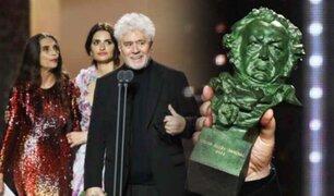 Pedro Almodóvar gana el Goya a la mejor película y mejor dirección