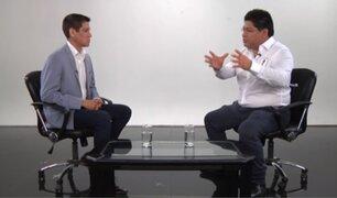 Rennán Espinoza: eliminaremos inmunidad e impulsaremos revocatoria a congresistas