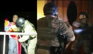 Sin polo y sin zapatos: así capturaron a exalcalde del Callao Juan Sotomayor escondido en azotea