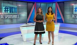 Panamericana Televisión inicia transmisión por elecciones 2020