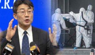 China alerta de que la capacidad de contagio del coronavirus se hace más fuerte