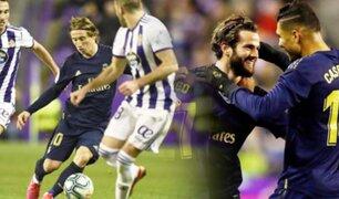 Real Madrid es el nuevo líder de la Liga de España