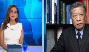 Rosana Cueva dedica sentidas palabras tras el fallecimiento del periodista Alberto Ku King