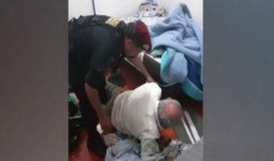La Victoria: anciano es maniatado y golpeado por 780 soles