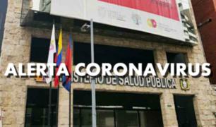Coronavirus: Ecuador en alerta por caso sospechoso