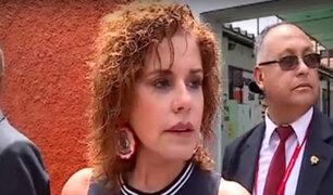 """Mercedes Aráoz: """"no es mi intención ser candidata en el 2021"""""""