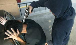 Chiclayo: delincuentes armados le arrebataron más de S/ 50 mil a empresario