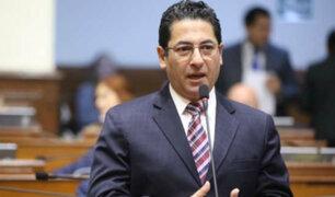 Excongresista Salvador Heresi anunció su retiro de la política