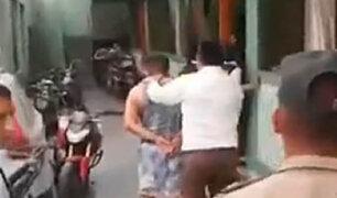 SJM: dictan 9 meses de prisión preventiva para mujer que permitía que pareja abuse de su hija