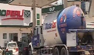 Los Olivos: una nueva fuga de gas se registró en un grifo