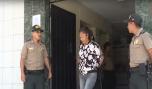 Santa Anita: capturan a pareja que estafaba con boleto de lotería supuestamente premiado