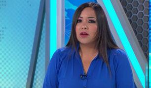 """Cecilia García de Podemos Perú: """"Me agrada la idea de fusilar a los corruptos"""""""