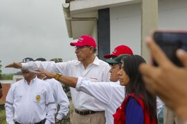 Vizcarra sobre elecciones congresales: felicito la participación masiva de la ciudadanía