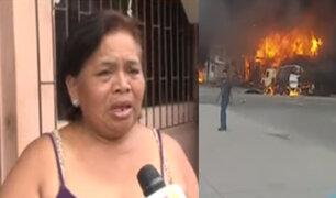 Tragedia en VES: asaltan a familia damnificada y se llevan dinero recaudado para víctima