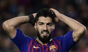 Revelan que Suárez habría hecho trampa en examen para jugar en Juventus