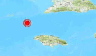 Terremoto de 7,7 grados de magnitud remeció Jamaica