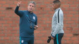 Kevin Quevedo no renovará con Alianza Lima y Pablo Bengoechea le envía un mensaje