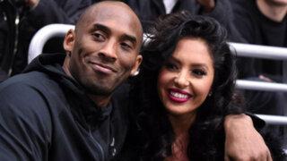 Kobe Bryant y su esposahabían pactado no subir a un helicóptero juntosnunca