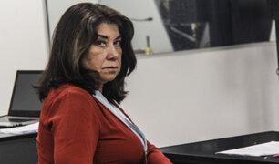 Martha Chávez: FP decidió previamente no participar de la Mesa Directiva