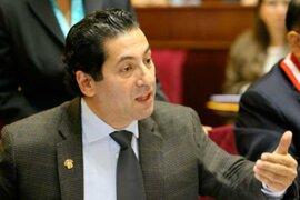 Salvador Heresi hace mea culpa tras fracaso en elecciones congresales