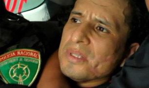 Detienen a Carlos Sulca, hombre de confianza de acusado Gerald Oropeza