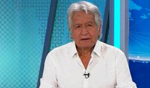 Precandidato presidencial Virgilio Acuña fue denunciado por tocamientos indebidos