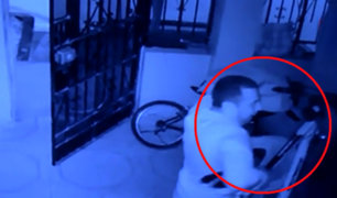 Carabayllo: se hace pasar como cliente para 'marcar' y robar costosa bicicleta