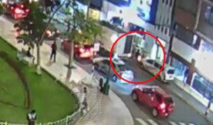 Accidente en Tacna: taxista atropella a peatón y choca contra camión