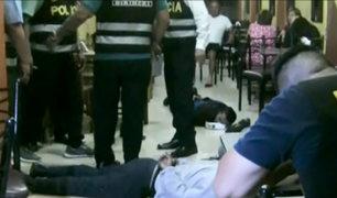 """Asalto frustrado en pollería de SMP: """"Los raqueteros del 11"""" casi fueron linchados por vecinos"""
