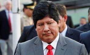 Edwin Oviedo ofrece pagar caución de un millón de soles para recuperar su libertad