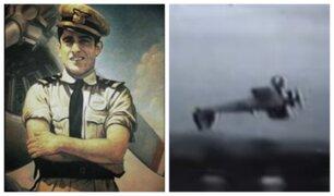 [VIDEO] José Quiñones: mira su mítico vuelo invertido en imágenes inéditas