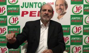 Juntos Por el Perú no logró obtener curules en el Congreso tras no pasar la valla electoral