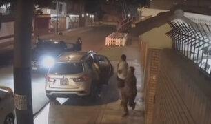 """Incrementan asaltos en Surco y alcalde culpa a la Policía: """"No hacen un buen trabajo"""""""