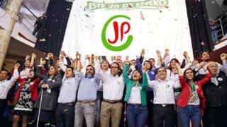 El mea culpa y las reacciones tras fracaso de Juntos por el Perú en elecciones congresales