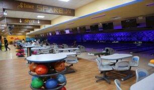 Bowling de Miraflores inaugura nuevas instalaciones con moderna infraestructura