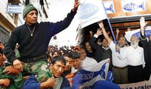Partido de Antauro Humala envió a mensajero para proponer una alianza al Frepap