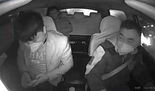 Taxista expulsa a pasajero tras enterarse que volvía de ciudad donde surgió el coronavirus