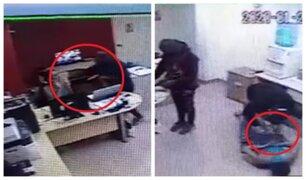 Asalto en Chincha: maniataron a trabajadora y se llevaron 25 mil soles