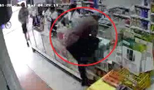 """""""Los Guasones de Collique"""": asaltaban violentamente negocios comerciales en Comas"""