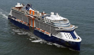 Coronavirus: levantan cuarentena a pasajeros de crucero en Hong Kong