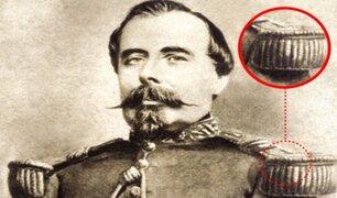 Francisco Bolognesi: Chile devolverá dos piezas históricas de su uniforme militar