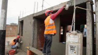 Lanzan convocatoria para otorgar 10 mil bonos a familias que quieran construir su casa