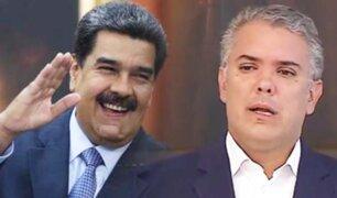 Nicolás Maduro ofreció a Iván Duque retomar las relaciones consulares con Colombia
