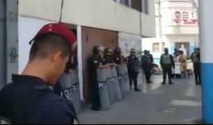 Callao: al menos 40 agentes PNP allanaron vivienda de periodista, según denunció Expreso