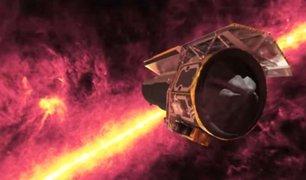 NASA apaga el telescopio espacial que recorrió las profundidades del universo por 16 años