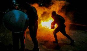 Chile: nueva manifestación antigubernamental deja un muerto