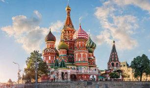Rusia cierra sus fronteras para prevenir ingreso del coronavirus