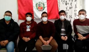 Estudiantes peruanos en China piden ayuda para retornar a nuestro país