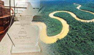 """Mincetur oficializó entrega del título de """"Jerarquía 4"""" a nuestro río Amazonas"""